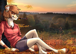 Fall season by Ari-Cat1998