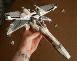 LEGO customs by GeekVarietyDotCom