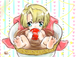 (Hetalia) Your Cup of Tea by Hyperkaoru13