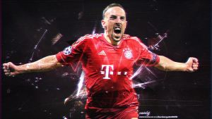 Franck Ribery by BOArtt