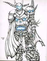 DAGE THE EVIL by chazDgreat