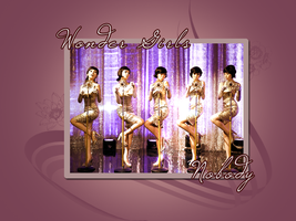 Wonder Girls Nobody Wallpaper by Xocoley25oX