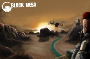 Blackmesa Wall paper by HeadcrabeD