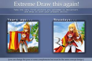 Draw this again- Extreme mode by opcrom