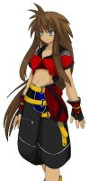 Kingdom Hearts - Sora's Twin by Mistress-DarkLoki