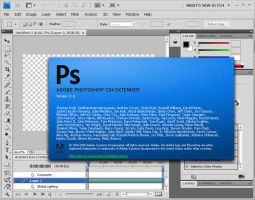Photoshop Cs4 by PrisciliitahEditions