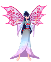 Winx club Musa Tiefix by Forgotten-By-Gods