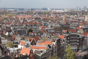 Place 329 - Amsterdam rooftop by Momotte2stocks