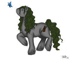 MLP Spring Event Entry: Nack by SilverRacoon