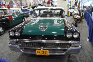 1958 N.Y.P.D. Ford Custom 300 (II) by Brooklyn47