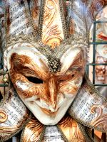 Venetian Mask by photolover92