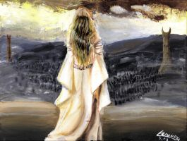 Eowyn and her lost abyss by Mograinne