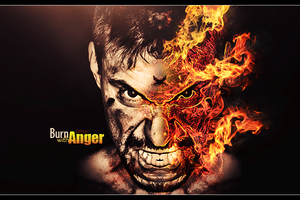 Burn with Anger by McSlither