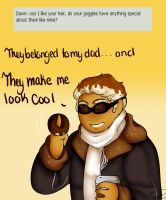 Val Q1: Googles by GingerQuin