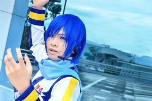 Shion Kaito: Breaking Note by darkdiety