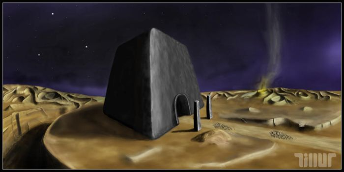 God is in the Box by TilluT