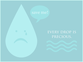 Save Water by SorrowfulSeptember