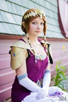 Princess Zelda by DollCosplay