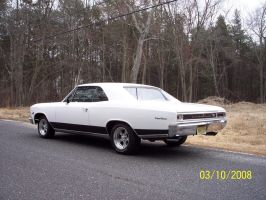 68 Chevy Chevelle SS stock6 by Stock-Tenchigirl15