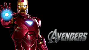 Avengers Iron Man by Wolverine080976