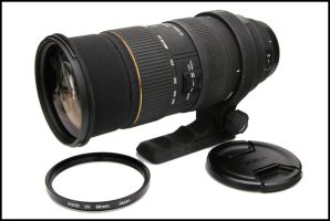 Sigma 50mm-500mm + extras by SWAT-Strachan