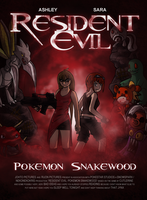 Resident Evil: Pokemon Snakewood by SnowSparx