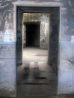 Stock: Fort Casey Tunnel II by Stock-By-Michelle