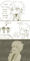 Lonely? Nah. by yukinayee