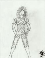 Anya Armor Redesign by AgeOfRogues