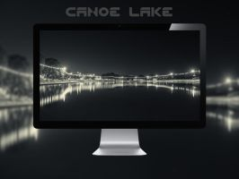 Canoe Lake Wallpaper Pack by AntonioGouveia