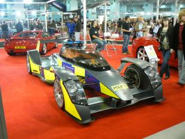 Caparo T1 Police car by e-reeves