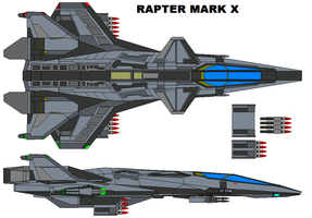 raptor X by bagera3005