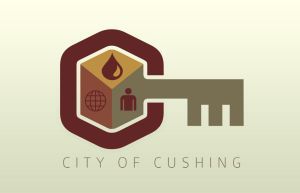 City of Cushing Logo Concept by ipholio
