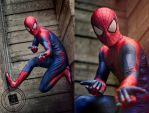 The Amazing Spider-Man by mariesturges