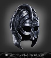Game of Thrones: Helmet of Victarion Greyjoy by Enthing