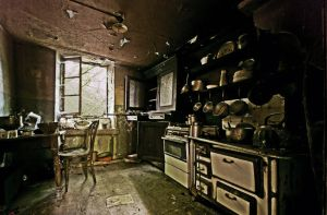 My Kitchen by stengchen