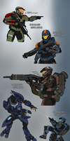 Halo Ammunition Sketches Page 3 by Guyver89