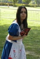 American McGee's Alice Cosplay by EvanescentAngel666