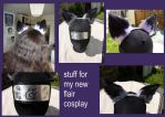 my flair cosplay stuff p.1 by nightrainkatana