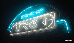 Home of Tron by elclon