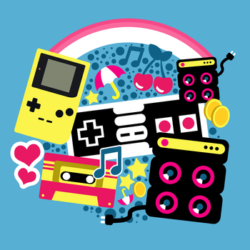 Retro 'Splosion by tjhiphop