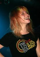 hayley williams middle of a .. by MurderxAlemania