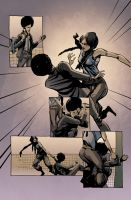 Peter Panzerfaust #7 Page 2 by angieness