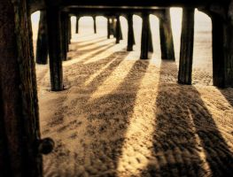under the boardwalk by andrewfphoto