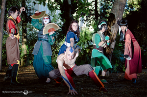 Avatar: the last Airbender by ilcielocapovolto