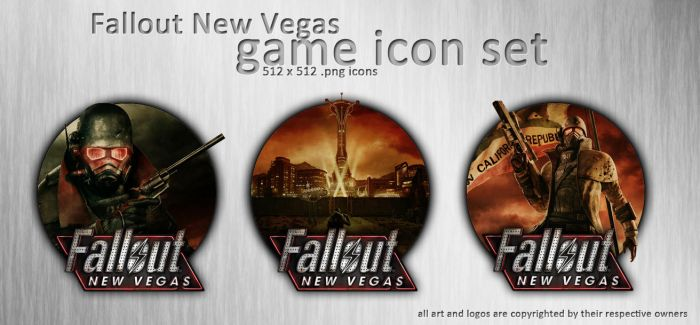 Fallout New Vegas Pack by XeoDon