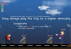 The City the game by poprostuja