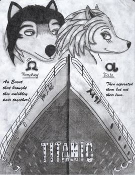 Alpha and Omega: Titanic by Mitsi1991