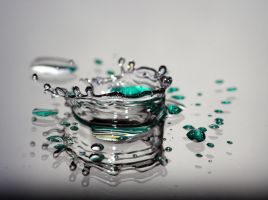 Splash II by adambrowning