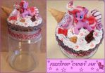 My Little Pony Fizzy Pop Candy Jar by NamineEveningLight